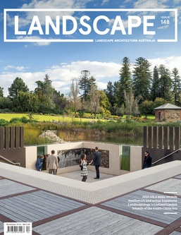 Advertise with Landscape Architecture Australia