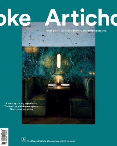Artichoke Profile Showcases Interior Architecture Design