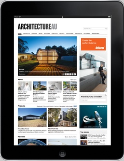 Advertise with ArchitectureAU.com