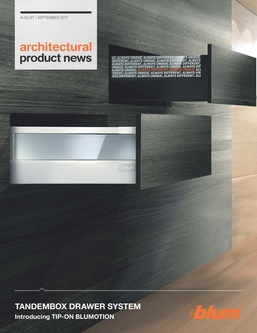Advertise with Architectural Product News